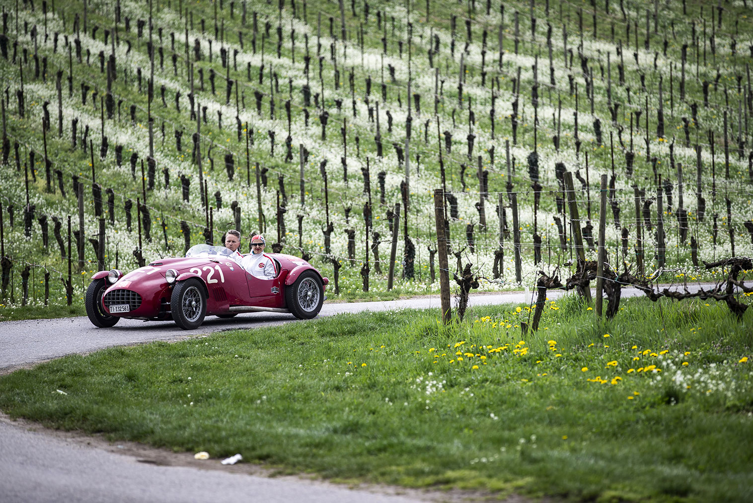 Saturday 6 April 2019 the new edition of Franciacorta Historic