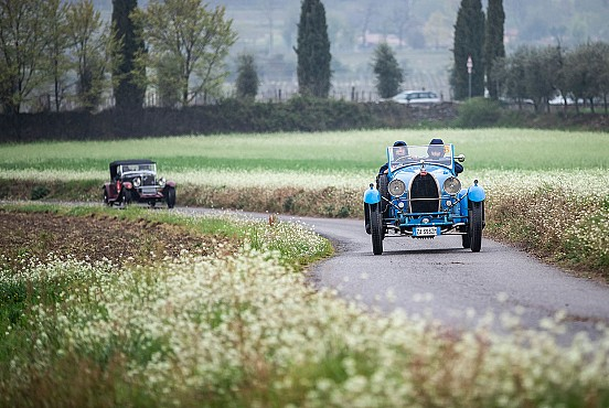 Entries to the Franciacorta Historic 2020 are open