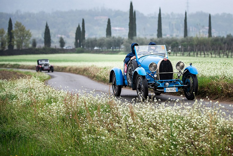 71 cars for the 13th edition of Franciacorta Historic