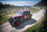 Alberto e Federico Riboldi su Fiat 508 C del 1937 vincono il Franciacorta Historic