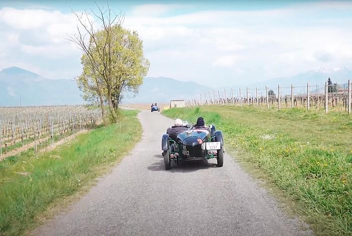 """""""Franciacorta Historic 2021 - Il Film"""" è disponibile su YouTube"""