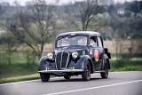 Edoardo Bellini e Roberto Tiberti vincono la 9ª edizione su Fiat 508 C del 1938