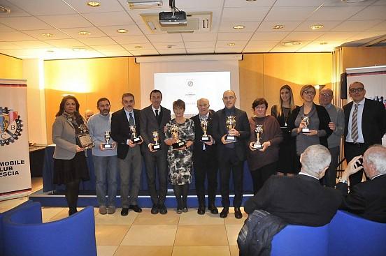 Premiati i vincitori del Criterium Bresciano, è già tempo di pensare alla prossima edizione