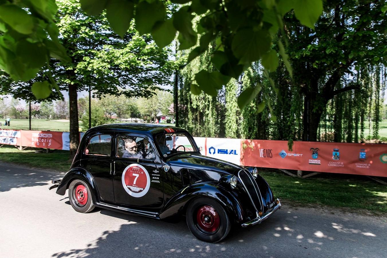 Bellini-Tiberti fanno il 'bis' e conquistano la 10ª edizione del Franciacorta Historic