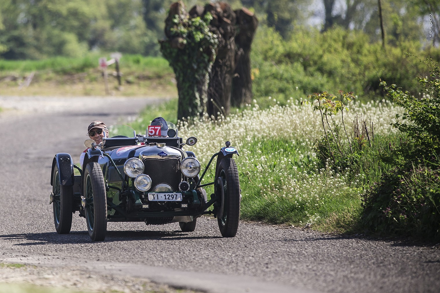 Franciacorta Historic 2018: the 11th edition scheduled for Saturday 7 April