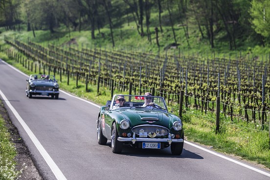 Franciacorta Historic 2018, online entries are open. Sign up within 3 April